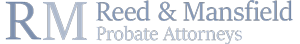 Reed & Mansfield Probate Attorneys Footer Logo